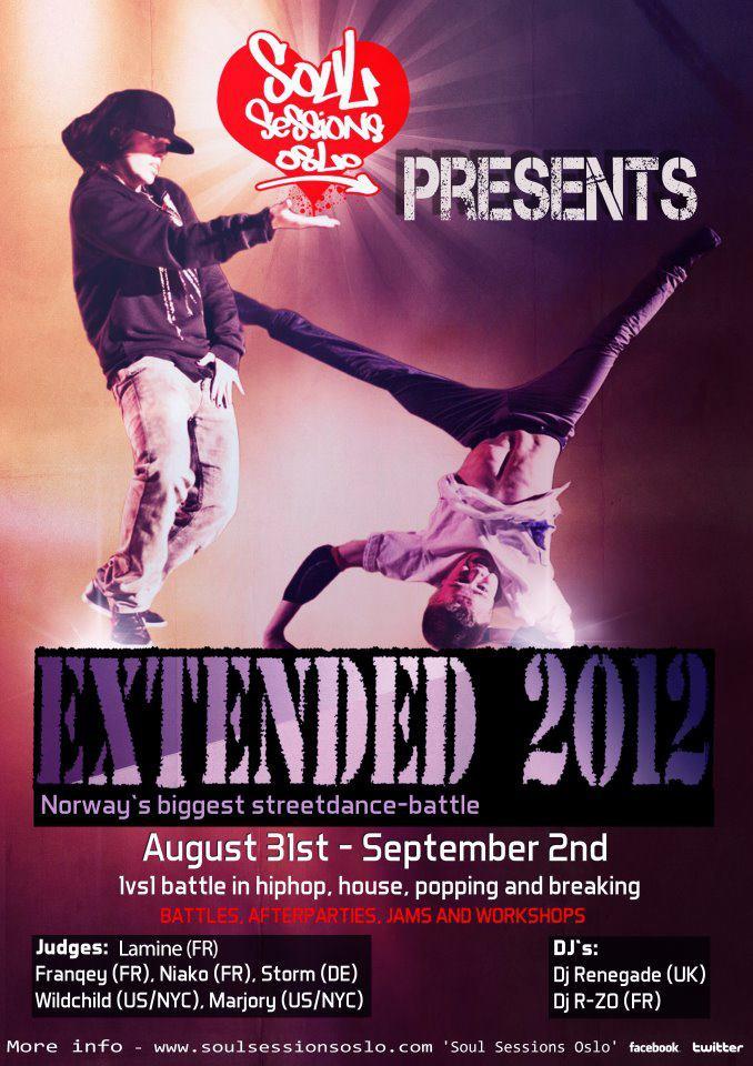 SSOEXT2012 flyer