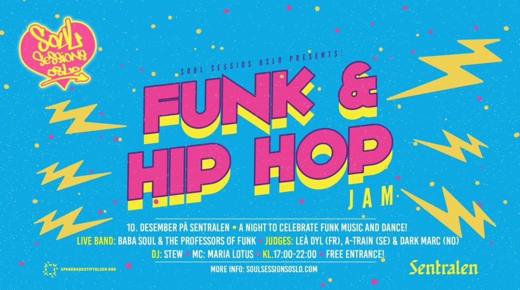 Funk & Hiphop Jam